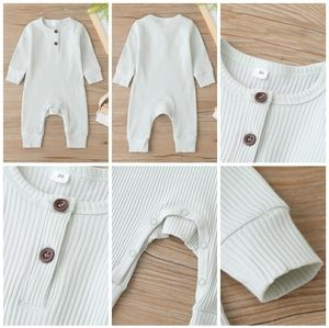 Cotton Knitted Onsie